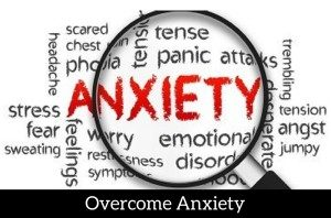 overcome anxiety with hypnosis