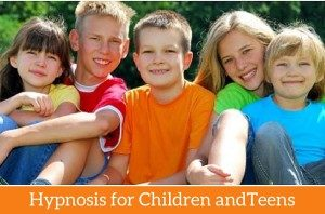 Hypnosis for children and teens