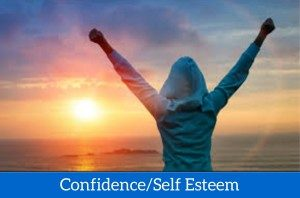 Confidence with hypnosis
