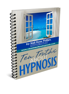 Ten Truths of hypnosis book