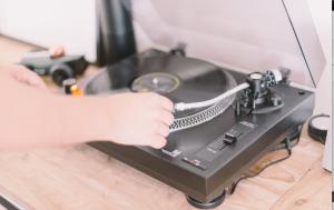 song phonograph